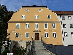 Stadtamhof in Regensburg