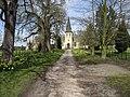 St. Mary's Church, Sand Hutton - geograph.org.uk - 1801565.jpg