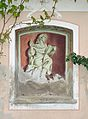 St. Nicholas, Fladnitz - shrine with John the evangelist 02.jpg