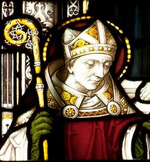 Germanus of Auxerre Saint, Bishop of Auxerre