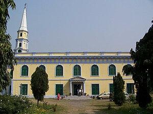 St. John's Church, Meerut - Image: St Johns Church Meerut