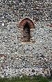 St Andrew, Claxton, Norfolk - Blocked window - geograph.org.uk - 1280929.jpg