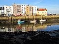 St Andrews Harbour in the morning, Jan 2012.jpg