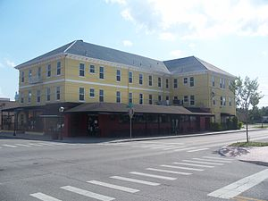 St. Cloud, Florida - St. Cloud Hotel, 2011