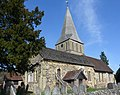 St James's Church, The Square, Shere (March 2014, from South) (1).jpg