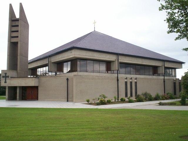 St John's Roman Catholic Church, Portadown - geograph - 527608