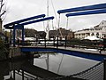 St Katharine's West Dock bridge 8625.jpg