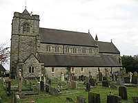St Leonard's Church, Turners Hill, West Sussex - geograph.org.uk - 1577229.jpg