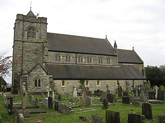 Turners Hill - Image: St Leonard's Church, Turners Hill, West Sussex geograph.org.uk 1577229