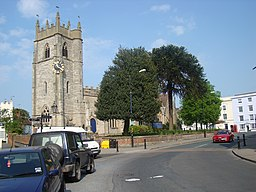 St Nicholas Church, Alcester (geograph 2370892)