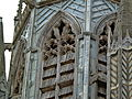 St Paul's Church, Brighton, wooden spire and repairs.jpg