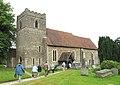 St Peter and St Paul, Saltwood, Kent - geograph.org.uk - 326072.jpg