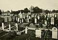 St Roch Cemetery and Miracle Chapel Winter in New Orleans 1912.jpg