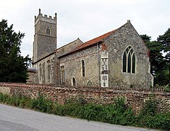 St Thomas, Foxley, Norfolk - geograph.org.uk - 321036.jpg