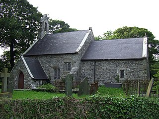 St Tyfrydogs Church, Llandyfrydog Church in Wales, United Kingdom