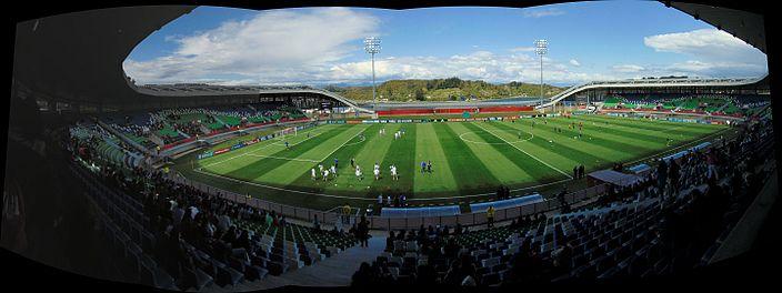 Sergio Jadue Wikipedia: Estadio Regional De Chinquihue