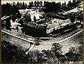 Stadtarchiv Kerpen, 0002, Burg Hemmersbach (Horrem) von schräg oben, 1964.jpg