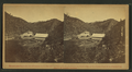 Stage (?) house between Golden City and Central City (stage dinner station, looking east), from Robert N. Dennis collection of stereoscopic views.png