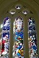 Stained glass window, St Leonard's Church, Whitsbury - geograph.org.uk - 962070.jpg