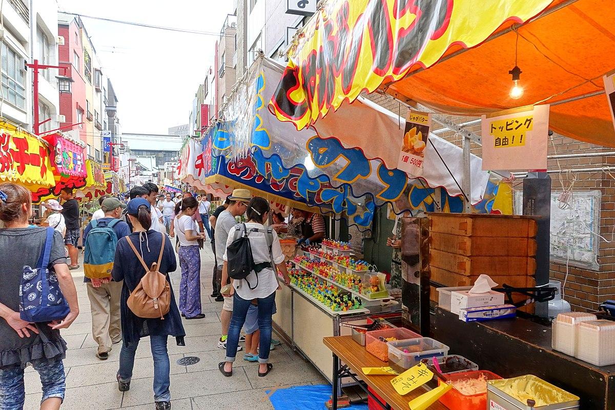 Stalls at Fukagawa Matsuri - Tokyo, Japan - DSC05147.jpg