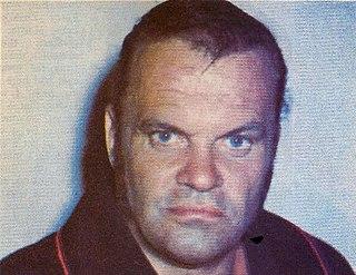 Stan Stasiak Canadian professional wrestler