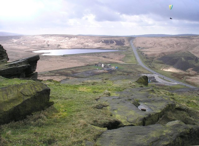 Standedge from Pule Hill