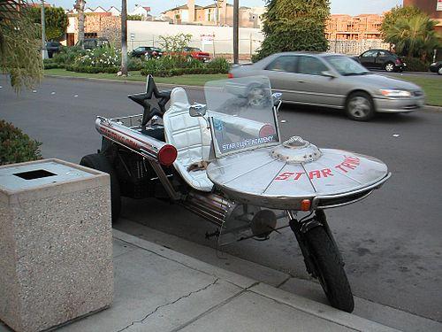Star Trek Motorcycle.2