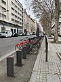 Station Vélo'v 3087 Boulevard Eugène Deruelle à Lyon (2019).jpg