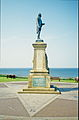 Statue to James Cook, gifted by Australia - panoramio.jpg