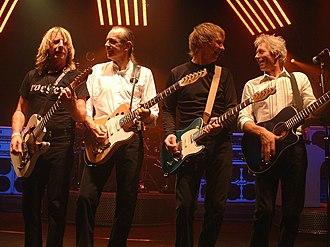 Status Quo (band) - Image: Status quo 2005