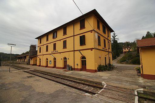 Stazione di Monte Amiata