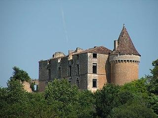 Sainte-Foy-de-Longas Commune in Nouvelle-Aquitaine, France