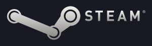 English: Steam logo