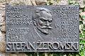 Stefan Żeromski - Rapperswil - Schloss - Kräutergarten & Polnisches Gartendenkmal 2011-08-06 15-02-18.jpg