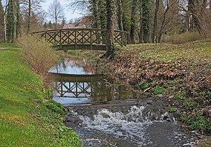 Steinhöfel - Image: Steinhoefel Schloss und Landschaftspark 03