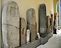 Stelae of Assyrian dignitaries and high-ranking officials, from the Rows of Stelae at Assur, Iraq. Pergamon Museum.jpg