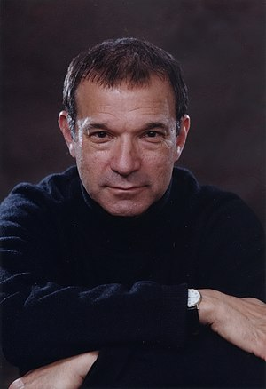 Stephen Greenblatt - Stephen Greenblatt in 2004