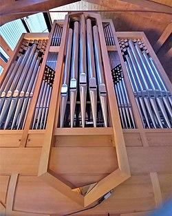 Steppach bei Augsburg, St. Raphael (Riegner-&-Friedrich-Orgel) (17).jpg