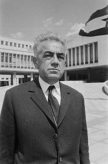 Jovan Veselinov Serbian politician