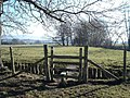Stile on the Clwydian Way - geograph.org.uk - 113944.jpg