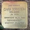 Stolperstein Joachim-Friedrich-Str 21 (Halsee) Clara Bornstein.jpg