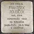 Stolperstein für Frantisek Roubicek.jpg