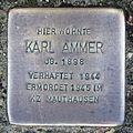 Stolperstein für Karl Ammer.JPG