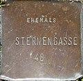 Stolpersteine Köln, Kopfstein (Sternengasse 48).jpg