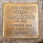 Stolpersteine Regensburg Hoenigsberger.jpg