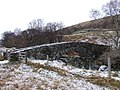 Stone Bridge, Sleddale Beck, Wet Sleddale, Shap, Cumbria - geograph.org.uk - 1113168.jpg