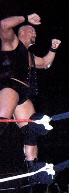Stone Cold Steve Austin in 1996