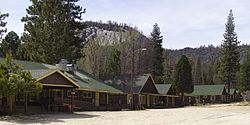 Store and cabins, Johnsondale 2016-04-06.jpg
