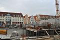 Stralsund, Ossenreyerstraße, Rathausplatz (2012-03-18), by Klugschnacker in Wikipedia.jpg