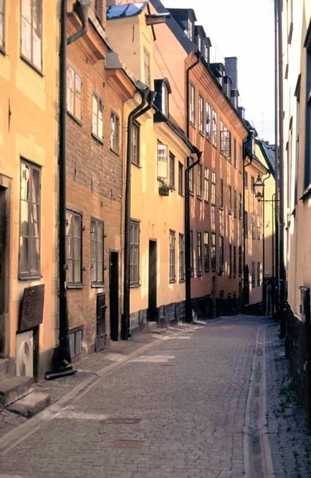 Möt mig i Gamla stan - Wikipedia